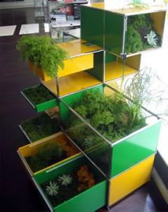Design végétal USM
